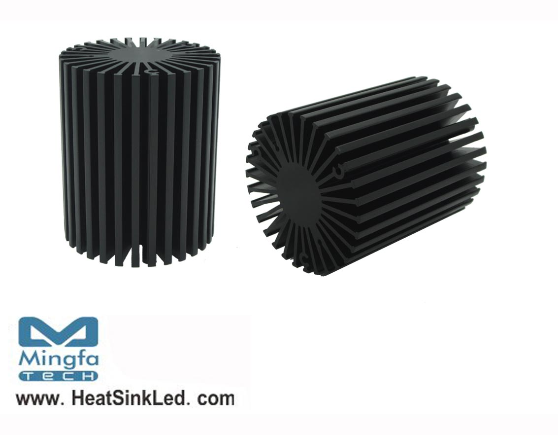 SimpoLED-OSR-5870 for OSRAM Modular Passive LED Cooler Φ58mm