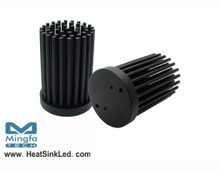 GooLED-LUM-4868 Pin Fin Heat Sink Φ48mm for LumiLEDs