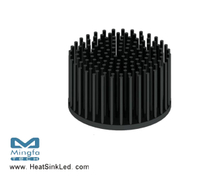 GooLED-SHA-8650 Pin Fin Heat Sink Φ86.5mm for Sharp