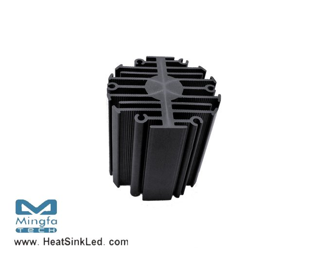 eLED-LUN-7050 Luminus Modular Passive Star LED Heat Sink Φ70mm