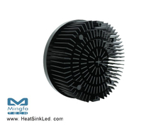 xLED-13050 Pin Fin LED Heat Sink Φ130mm