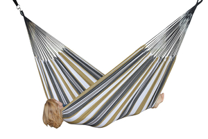 New 100% Cotton Poly Beach Canvas Hammock
