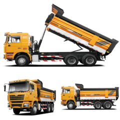 F3000 Shacman Heavy Duty Dump Trucks Hot Sale