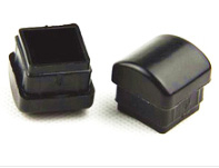 Domed Square Tube Plug