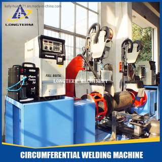 Circumferential Seam Welding Machine for LPG Cylinder