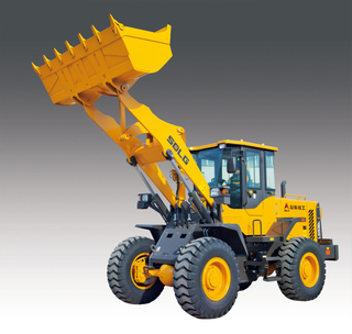 SDLG Big front end laoder 3T wheel loader LG936L with 1.8M3 bucket capacity