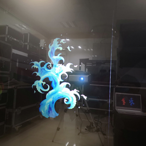 1.52 *3 m Rear projection film /rear projection film for glass ships today