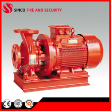 High Pressure Centrifugal Fire Fighting Electric Water Pump