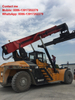 90% new Sany SRSC45C30 reack stacker on sale in Shanghai