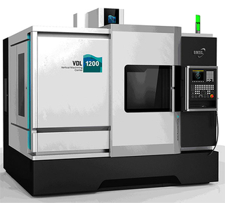 VDL1200 Dalian DMTG VMC CNC Vertical Machining Center