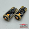 Canbus Error Free T10 LED Amber Car Interior Light