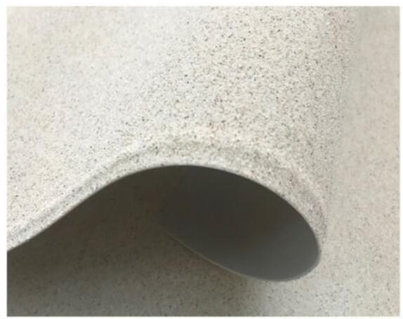 Thickness 1.5mm HDPE Pre-Applied Self-Adhesive HDPE Waterproofing Membrane