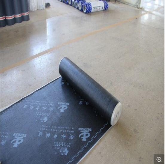 3/4/5mm Sbs Modified Bitumen Waterproof Membrane