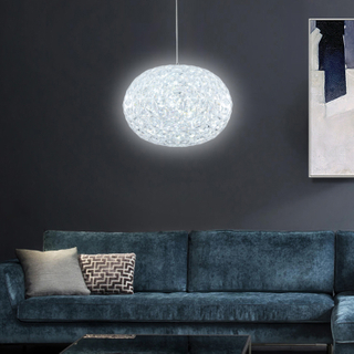 Decorative LED Hanging Round Ball Interior Lighting Pendant Lamp