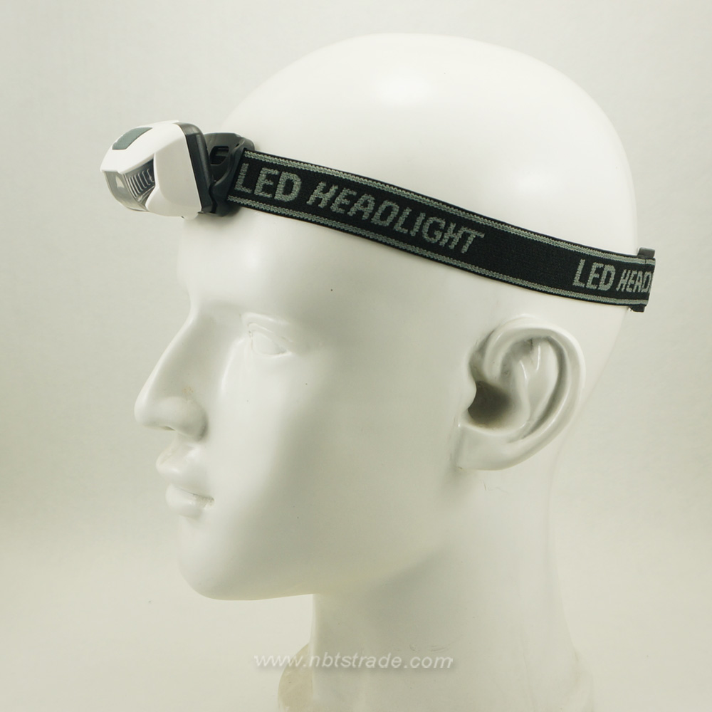 Multi Function High Power LED Mini Headlamp