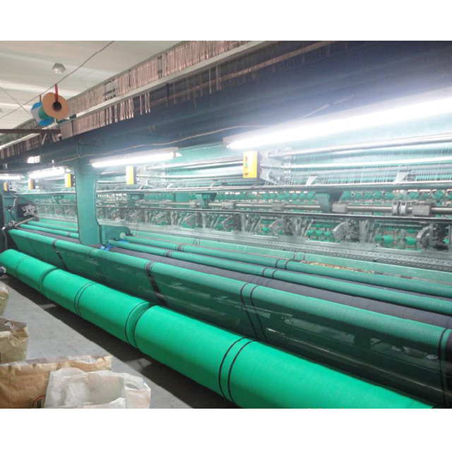 HDPE 160gsm green color scaffold net