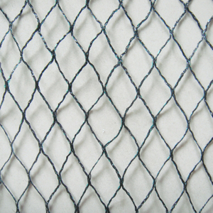 HDPE 20gsm 5X2M green and black color Anti Bird Net