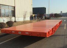 40 Feet Roller Trailer_Mafi Trailer for 50T Capacity
