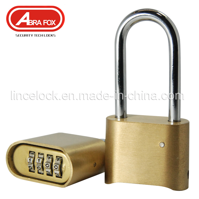Padlock / Code Lock /Brass Combination Padlock (502)