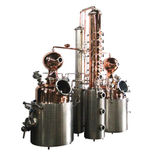 micro home copper stills vodka and whisky distillery equipment for sale
