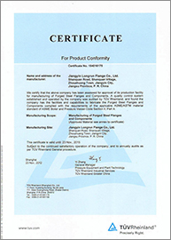 LONGRUN-ASME-ASTM-certification