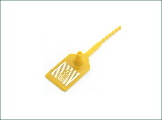 ABS RFID High Quality Tie Tag