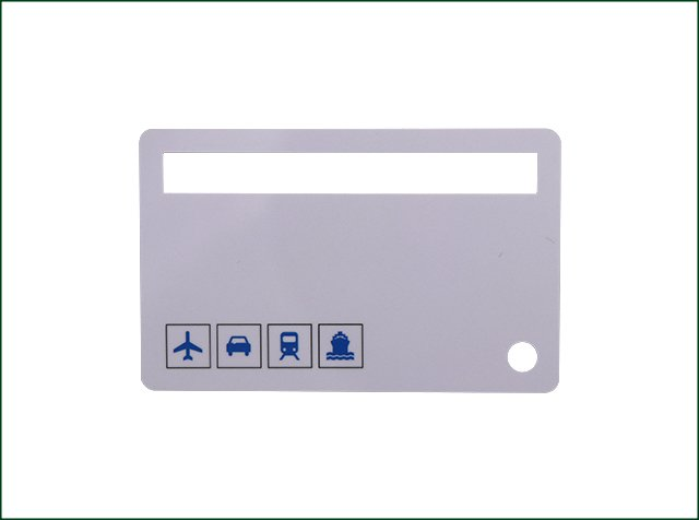 Durable Custom Printing RFID PVC Card