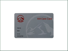 PVC CMYK Printing Contactless RFID NFC Smart IC Card For Access