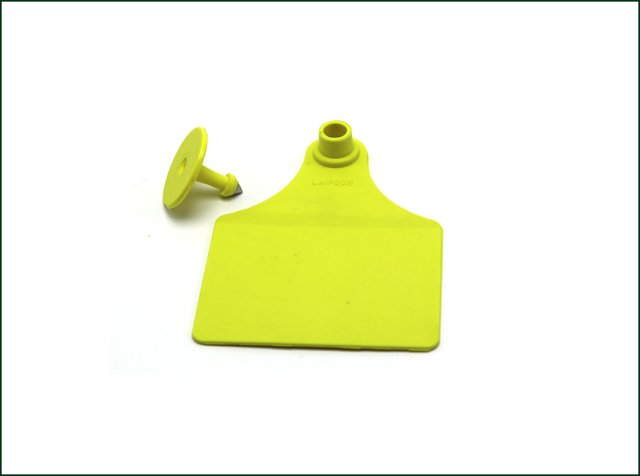 UHF Cattle Ear Tag For Farm Management