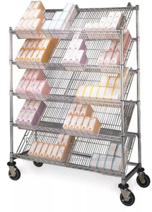 Storage Display Racks Wire Shelving Units