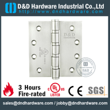 "UL Full Mortise Hinge 4.5"" -4BB-DDSS004-FR"