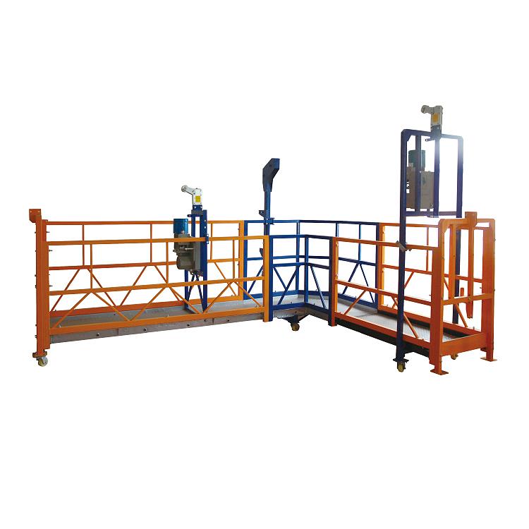 Nonstandard Suspended Platform