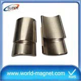 Best Quality Arc Neodymium Magnet for sale