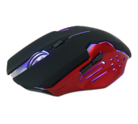 USB Gaming Mouse 6 Buttons,7 Color LED Breathing Light