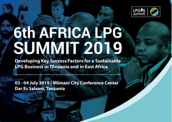6th Africa LPG Summit 2019
