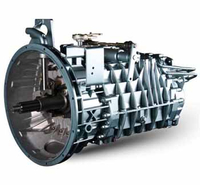 SINOTRUK HOWO-HW12-12 Speeds series transmission