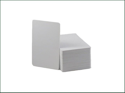 Customized PVC Blank Card