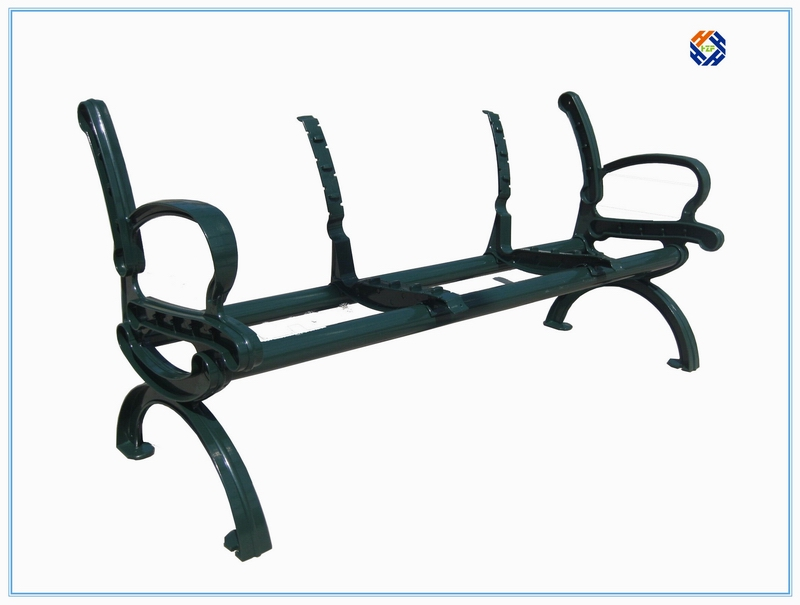 Aluminum casting bench ends ,cast Iron bench leg ,garden chair