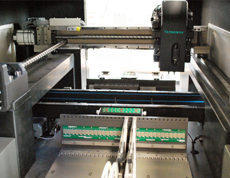 High-precision multi-function pick and place machine T8S