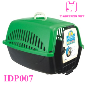Plastic Pet Air Box Dog Transport Cage