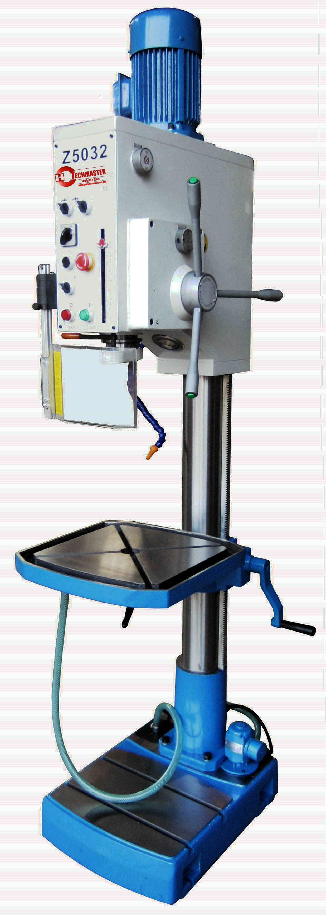 AUTO FEEDING GEARED HEAD DRILLING MACHINE EUROPE STYLE Z5032