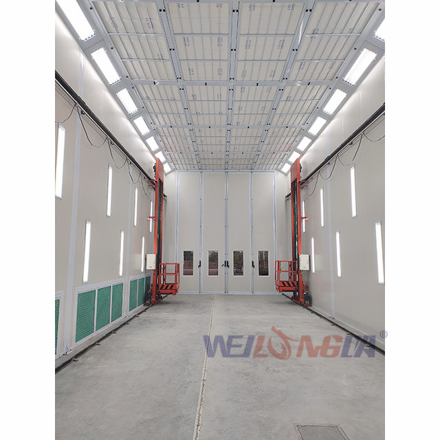 WLD15000 Bus/Truck Paint Booth