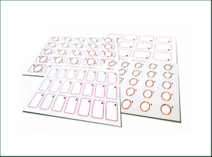 PVC Sheet Mifare Inlay for Manufacturing Use