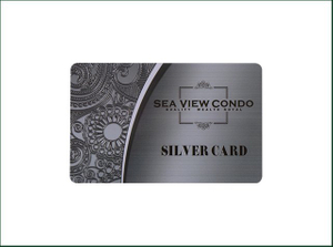RFID Plastic Contactless IC Chip Smart Card