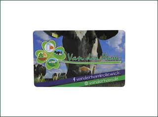 High Quality Bank Magnetic RFID Card