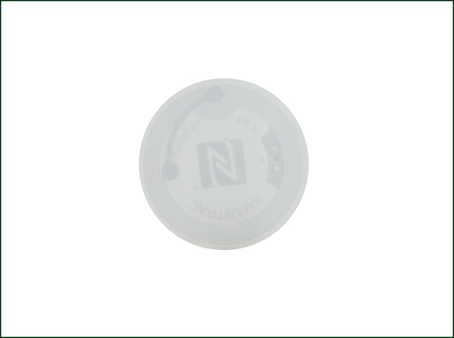 Custom Printing Passive RFID NFC Sticker Tag for Business Card