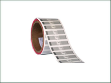 Passive RFID Adhesive UHF Roll Sticker 9610 Wet Inlay for Logistics Management