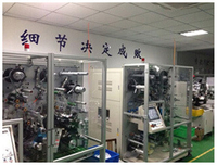 High precision automatic winding machine