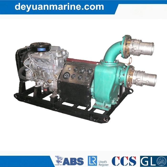 Diesel Engine Driven Marine Water Pump