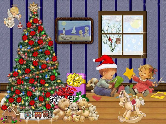 Merry Christmas from Inspirer Pet